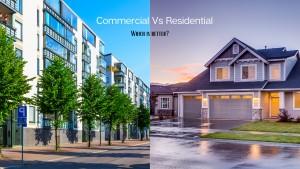 Commercial Vs Residential