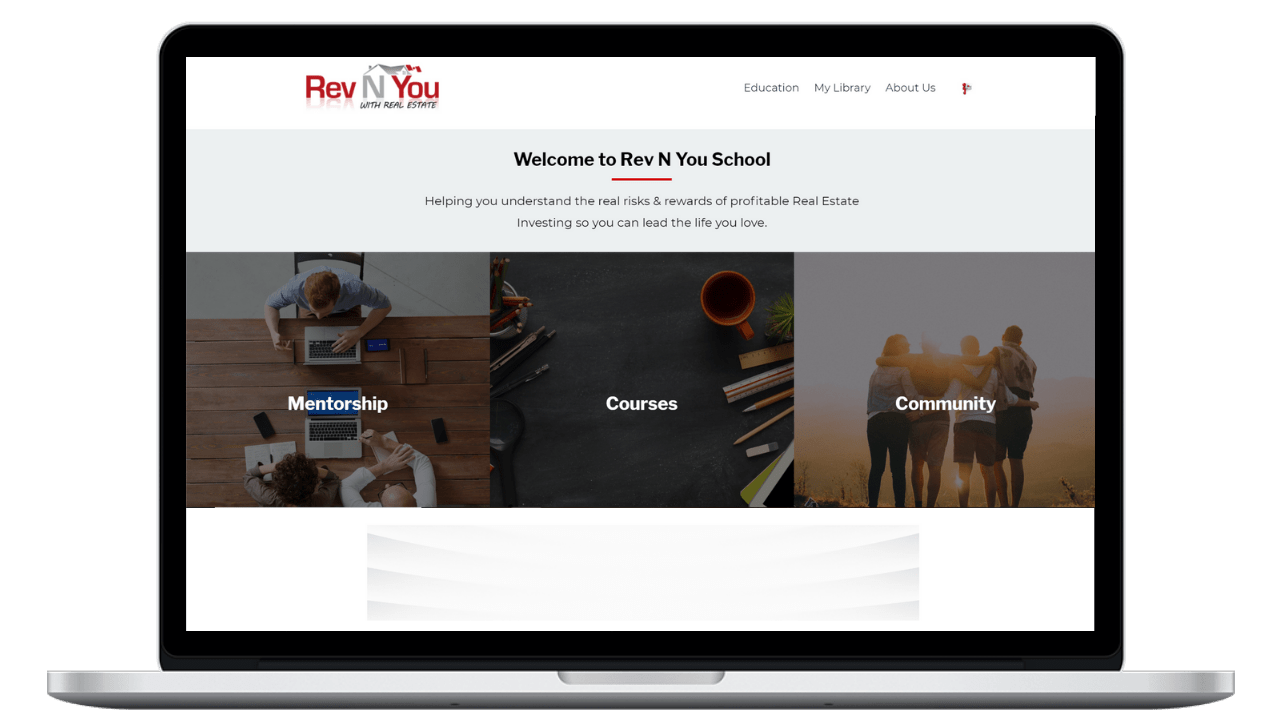rev n you school home page