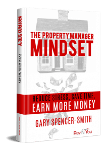 Property Manager Mindset Book Cover