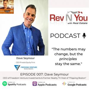 Revnyou Podcast - Dave seymour