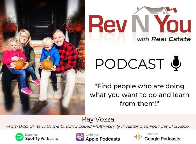 Podcast Ray Vozza